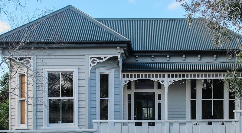 Villa renovation Grey Lynn